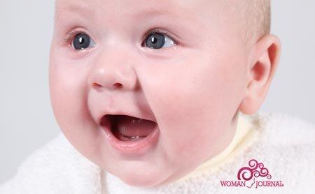 молочница у младенца