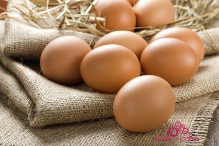 Куриные яйца при грудном вскармливании