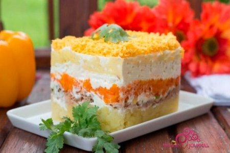 Секреты приготовления сочного и аппетитного салата «Мимоза»