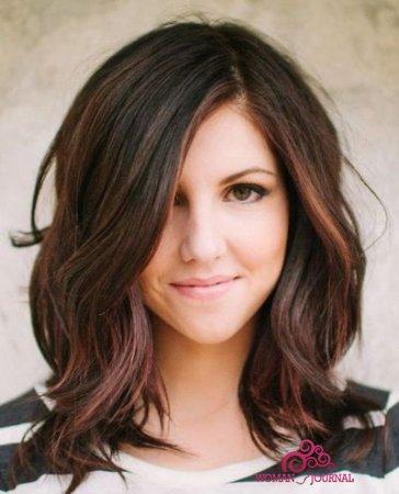 Простые и шикарные прически на средние волосы, о которых вы не знали