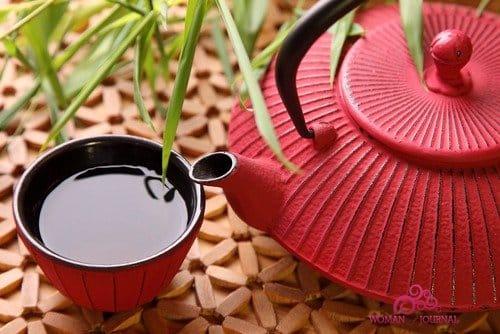 Зеленый чай диета гейш